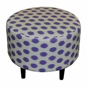 Sophia Jojo Round Ottoman by Sole Designs