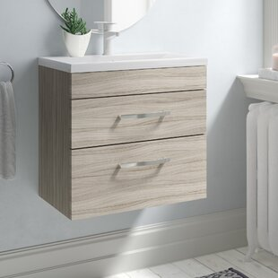 Maddalena 610mm Wall Mount Vanity Unit By Belfry Bathroom