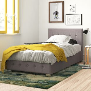Review Zuma Upholstered Ottoman Bed