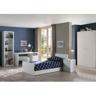 Alexander 5 Piece Bedroom Set By Harriet Bee