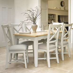 Review Rolando Extendable Dining Set With 4 Chairs