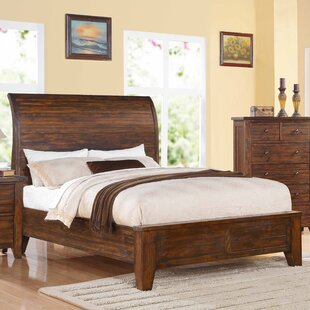 Jacob Panel Bed