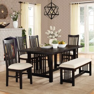 Irrington Extendable Dining Table Woodhaven Hill