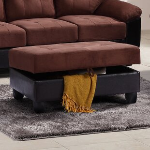 Andover Mills Childress Storage Ottoman