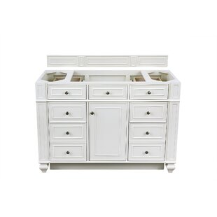 Affordable Price Bristol 48 Single Bathroom Vanity By James Martin Furniture
