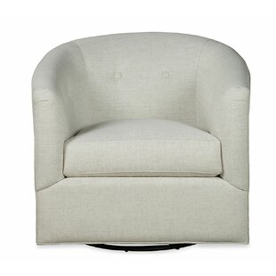 Taj Mahal Swivel Barrel Chair