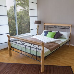 Kirklin Bed Frame By Marlow Home Co.