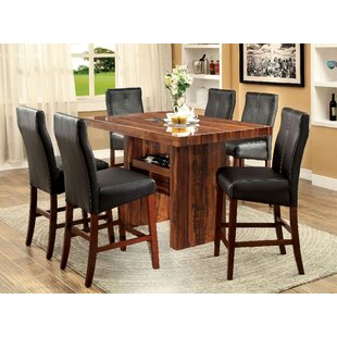 Pinto Counter Height Dining Table DarHome Co