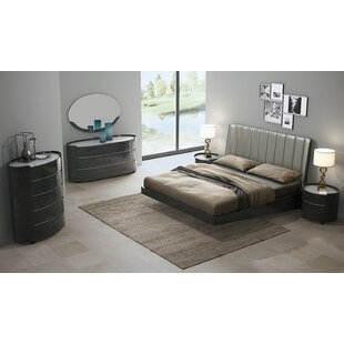 Sima Platform Configurable Bedroom Set