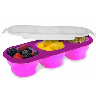 Snack Perfect 24 Oz. Food Storage Container