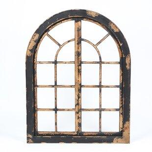 Arched Window Frame Wall Decor Wayfair