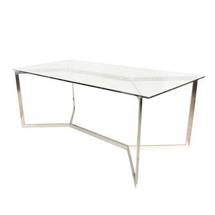 Price Check Felicia Trestle Dining Table ByWilla Arlo Interiors
