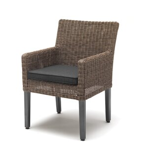 Kinch Patio Dining Chair with Cushion
