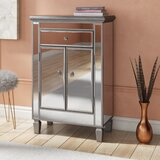 Chauncey Contemporary 1 Drawer Cabinet by Willa Arlo Interiors