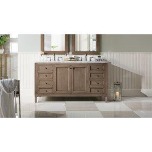 Compare Whitworth 60 Double Bathroom Vanity Set ByBrayden Studio