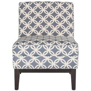 Mayberry Blue Slipper Chair by Brayden Studio