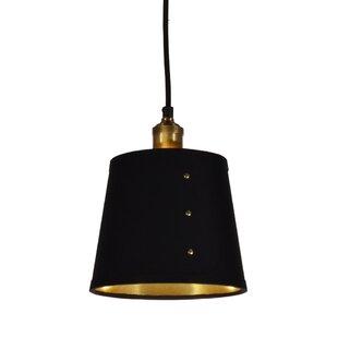 Brayden Studio Trafton 1-Light Cone Pendant