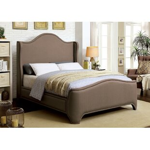Janson Upholstered Platform Bed by Canora Grey