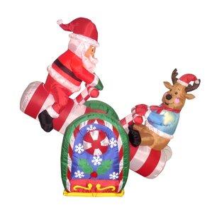Christmas Inflatables Youu0027ll Love | Wayfair