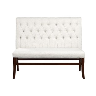 Ophelia & Co. Cadonia Upholstered Bench