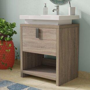 Haycraft 24 Single Bathroom Vanity Set by Orren Ellis