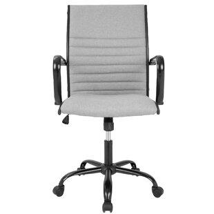 Wade Logan Alpharetta Mid-Back Desk Office Chair