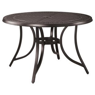Wydra Metal Dining Table