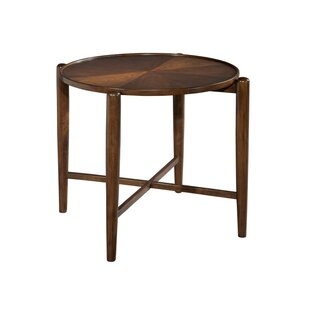 Dartford Mid Century Modern End Table by Fleur De Lis Living #1