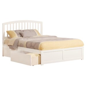 Platform Bed Frames With Drawers storage beds you'll love | wayfair