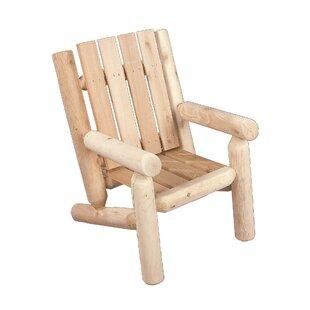Rustic Natural Cedar Furniture Adirondack Junior Adirondack Chair