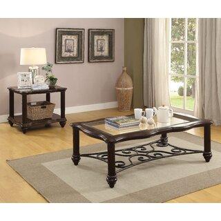 Wentzel 2 Piece Coffee Table Set by Astoria Grand SKU:DC961606 Details