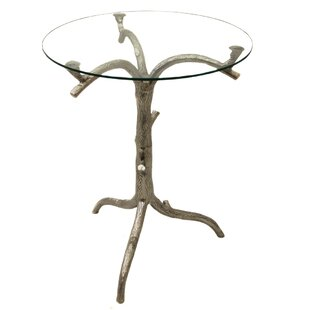 Urban Designs Tree Trunk End Table by EC World Imports