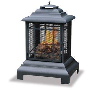 Uniflame Corporation Steel Wood Burning P..