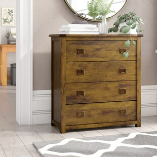 Amherst 4 Drawer Chest By ClassicLiving