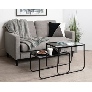Reva 2 Piece Nesting Tables by Ivy Bronx