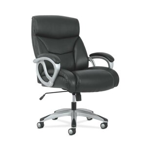 Edmund Ergonomic Executive Chair by Symple Stuff 2019 Sale