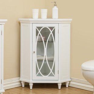Kayla Corner Floor Cabinet