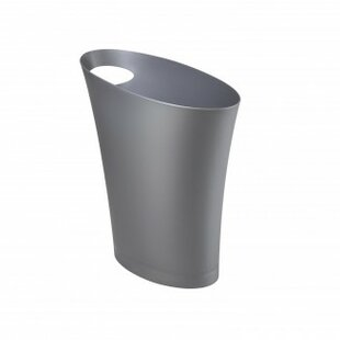 Umbra Skinny 2 Gallon Waste Basket (Set of 3)