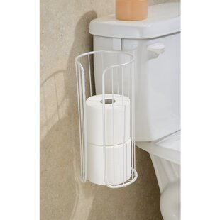 Tank Mounted Toilet Paper Holders You Ll Love Wayfair