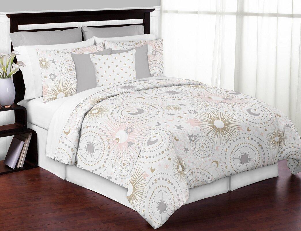 walmart piece ip set comforter bedding little crib com by celestial baby nojo
