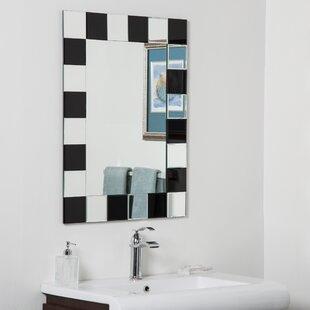 Decor Wonderland Bathroom Wall Mirror