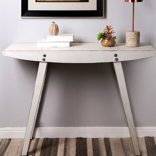 Morethampstead Washed Wood Console Table