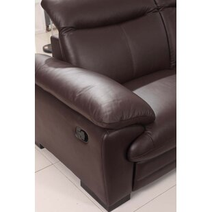 Baratta Leather Reclining Sect..