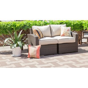 Rosecliff Heights Ervin Patio Chair with ..