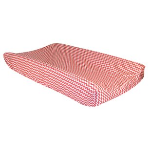 Find for Verona Chevron Changing Pad Cover By Harriet Bee