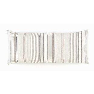 Gradation Double Linen Lumbar Pillow