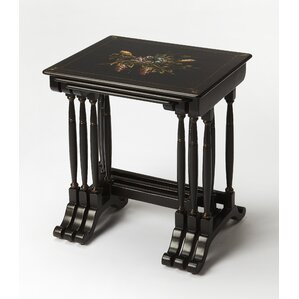 Beeching 3 Piece Nesting Tables by Astoria G..