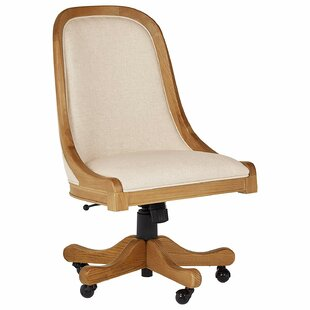 Edinburg Contemporary Upholstered Bankers Chair