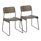 Scher Dining Chair (Set of 2) by Foundry Select