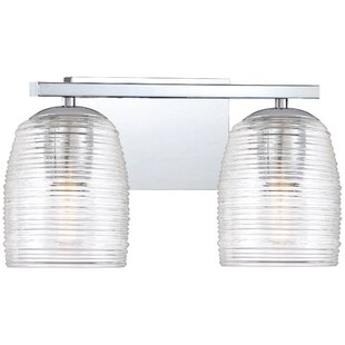 Zambrano 2-Light Vanity Light by Orren Ellis